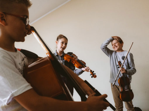 Wspólnota improwizacji | Fundacja Braci Golec