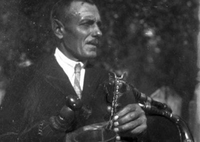 Franciszek Błochowiak. Dudziarz-czarodziej.
