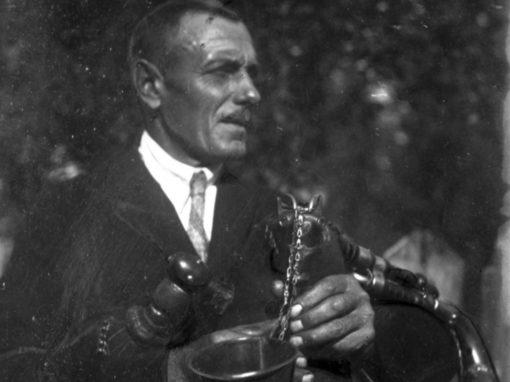 Dudziarz-czarodziej | Franciszek Błochowiak