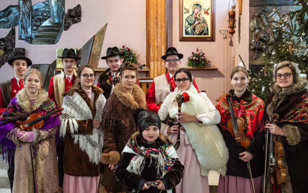 Pastuszkowi Grocze spod Zbąszynia (Wielkopolska)